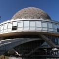 El planetario de Buenos Aires