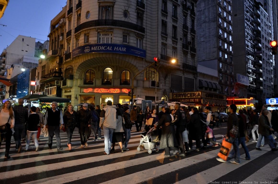 Calle Florida – Buenos Aires