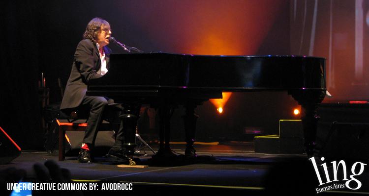 Charly García en concierto