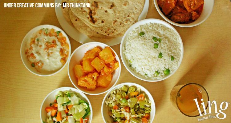 Comida india en Buenos Aires