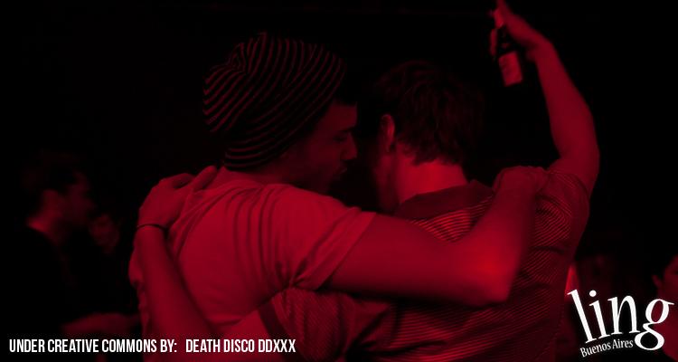 Disco gay en Buenos Aires