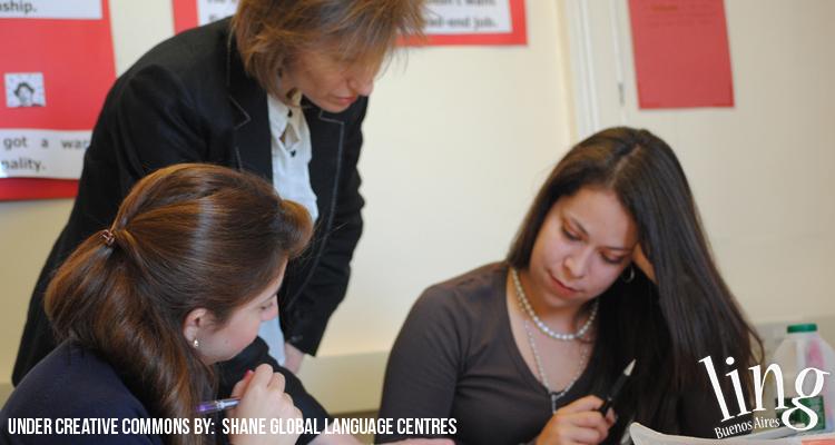 Escuela de idiomas en Capital Federal