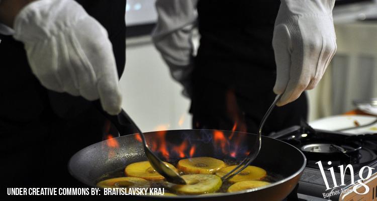 Cocina de autor en Buenos Aires