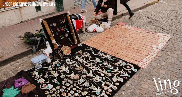 Comprar antigüedades en Buenos Aires