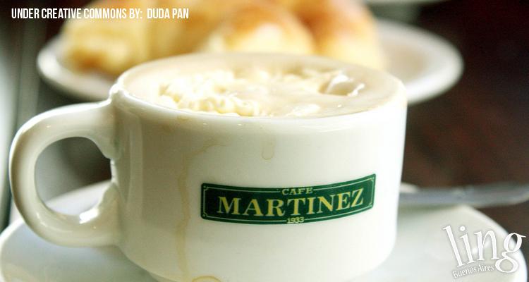 El café, un clásico de Buenos Aires