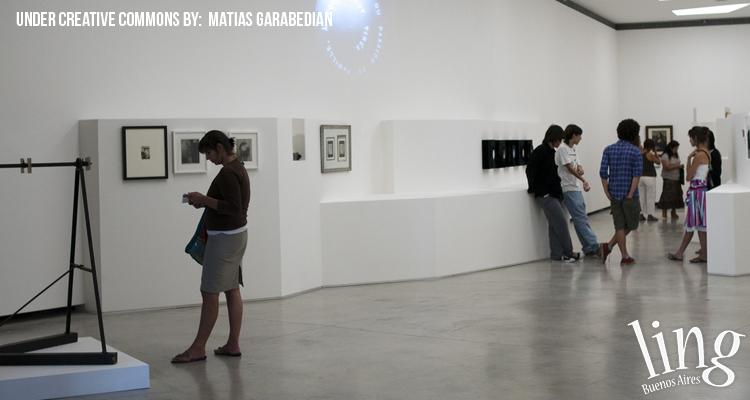 Galerías de arte en Buenos Aires