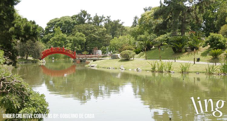 Visita al Jardín Japonés