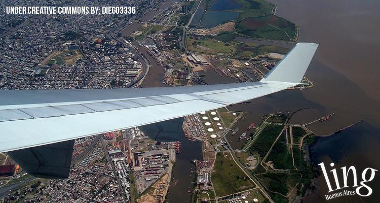 Dónde queda el Aeropuerto de Buenos Aires