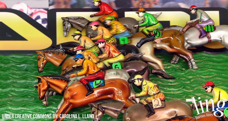 Dónde ver carreras de caballos en Buenos Aires