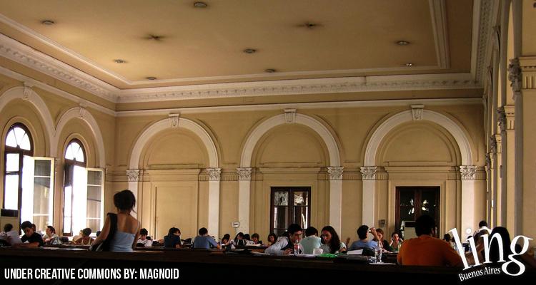 Estudiar en Buenos Aires