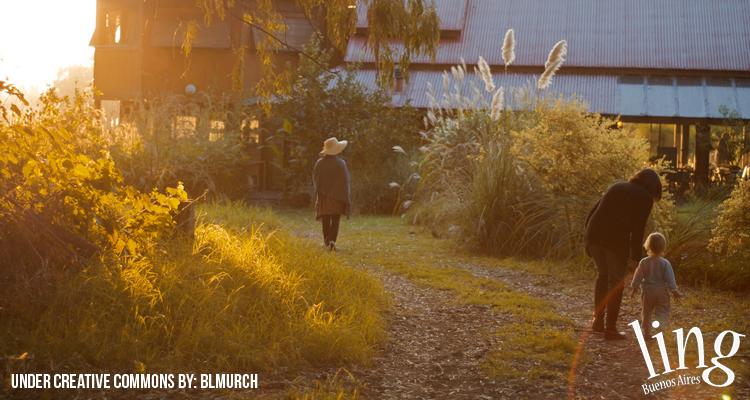Actividades al aire libre en Buenos Aires