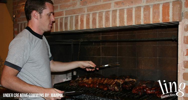 Aprender a preparar el asado argentino