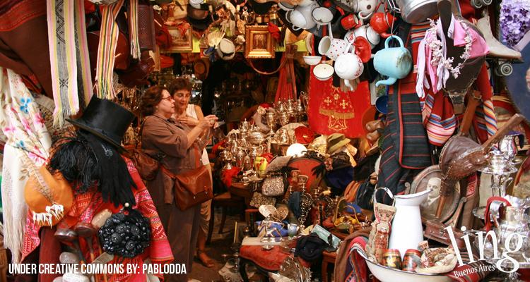 Compra de antigüedades en Buenos Aires
