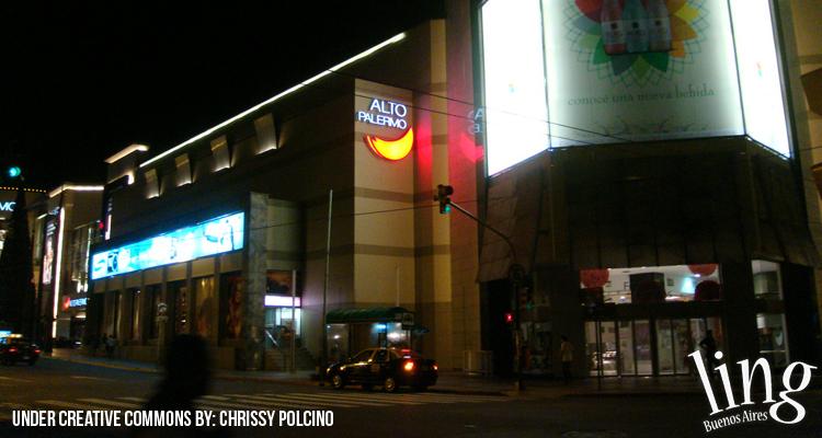 Comprar cuero en Alto Palermo Shopping