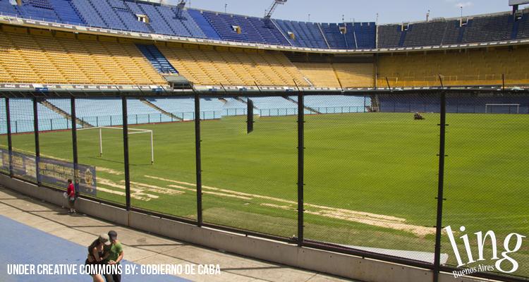 Conocer el Estadio de Boca Juniors