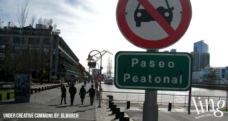 Paseo por Puerto Madero en los feriados