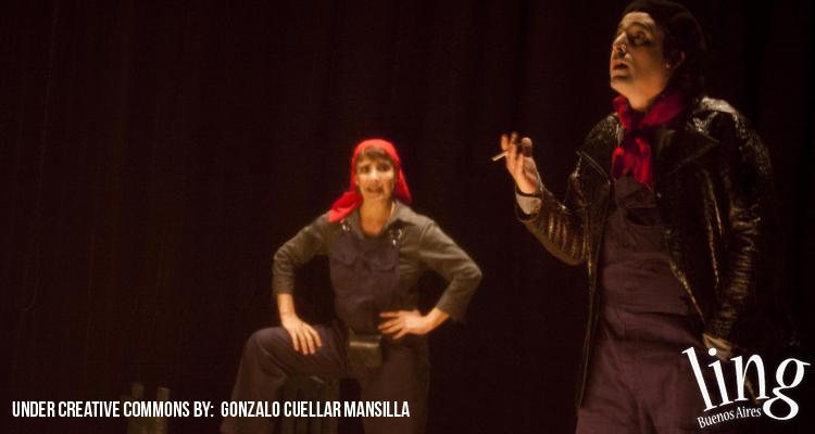 Teatro independiente en Buenos Aires