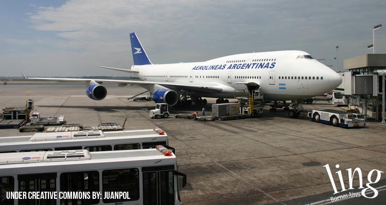Teléfono de asistencia sobre vuelos en Buenos Aires