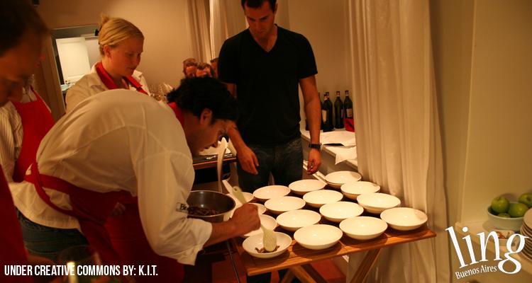 Aprender a cocinar en Buenos Aires