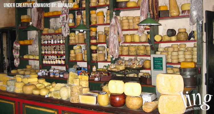 Comprar quesos en Tandil