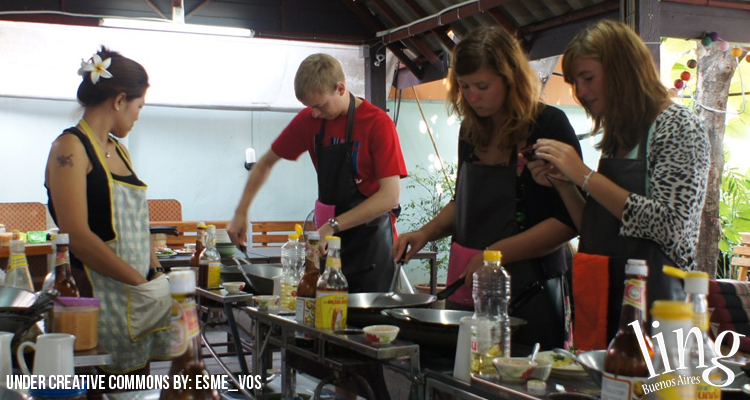 Cooking courses in Buenos Aires