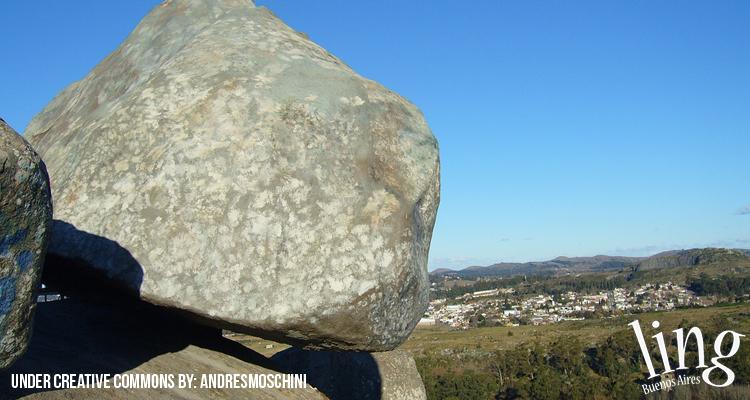 Piedra Movediza en Tandil