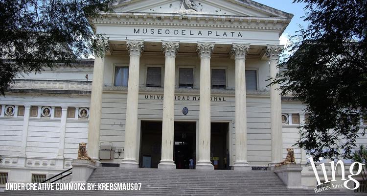 Visitar el Museo de La Plata