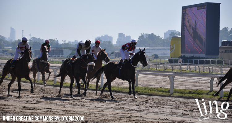Carreras de caballos en Buenos Aires