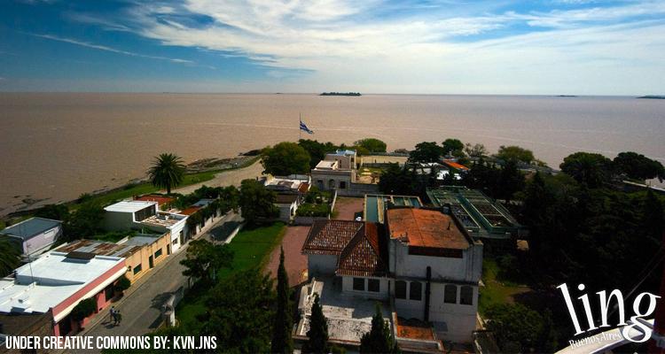 Descubrir Uruguay, Colonia de Sacramento