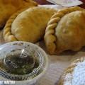 Empanadas típicas en Argentina