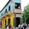 Recorrer Caminito en Buenos Aires
