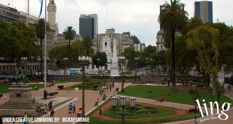 Visit Plaza de Mayo in Buenos Aires