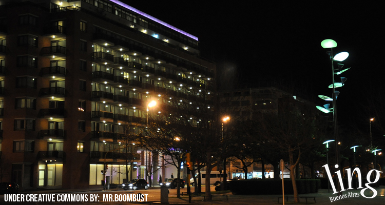 Zonas seguras para alojarse en Buenos Aires
