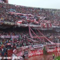 Estadio de River Plate en el barrio de Belgrano