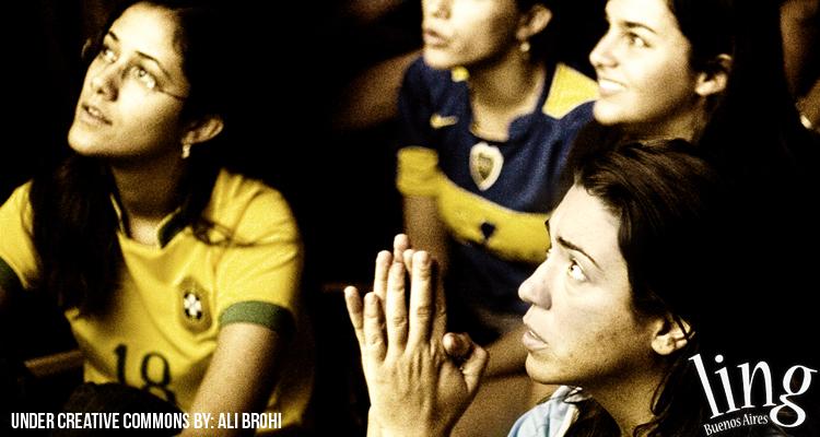 Dónde ver el fútbol con amigos en Buenos Aires