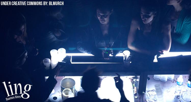 Una noche en los bares de Plaza Serrano
