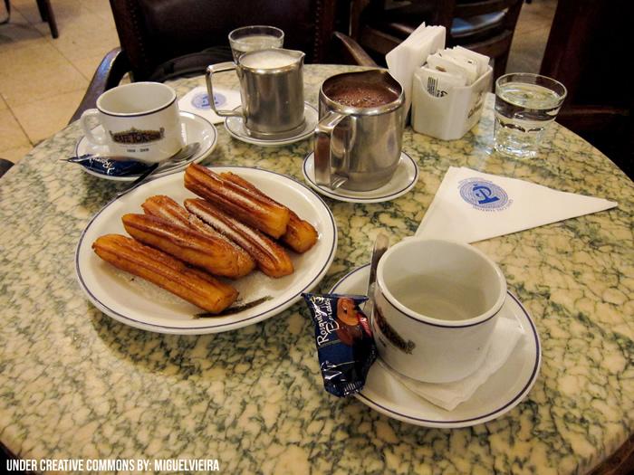 Cafererías de Buenos Aires