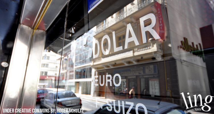 Casas de cambio en Buenos Aires