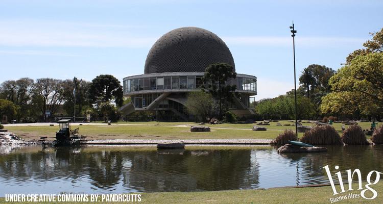 Actividades en el Planetario