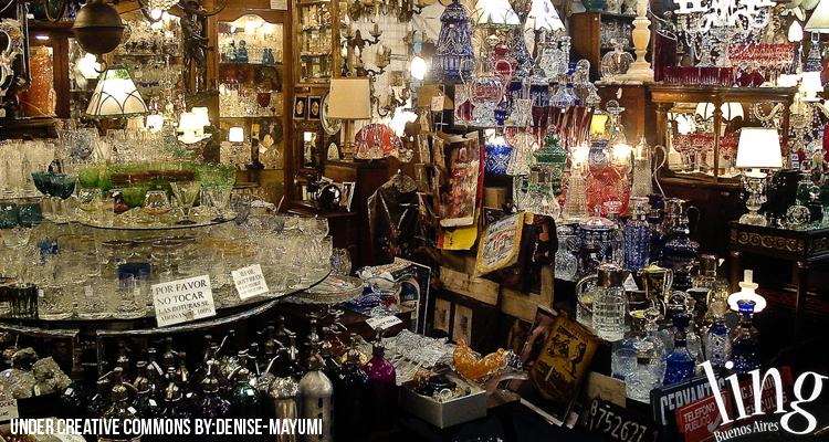 Antigüedades en Buenos Aires