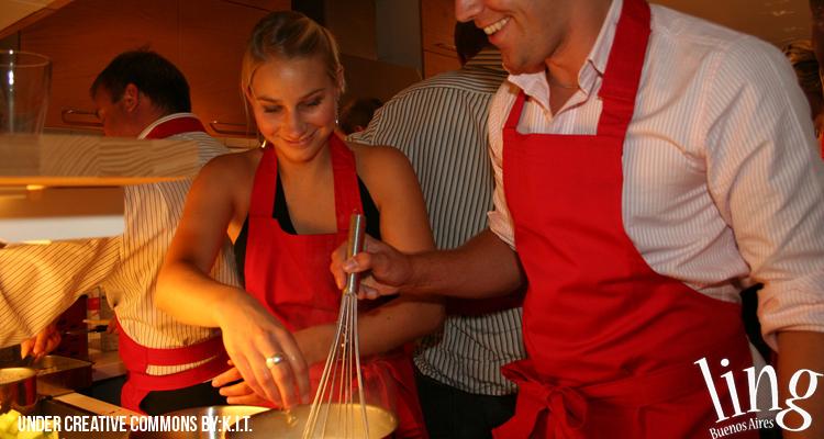 Cursos de cocina argentina para extranjeros