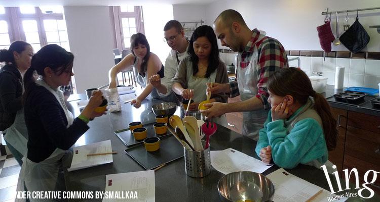 Cursos de cocina argentina
