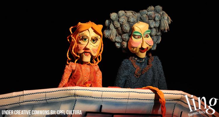 Espectáculo teatral infantil en vacaciones de invierno