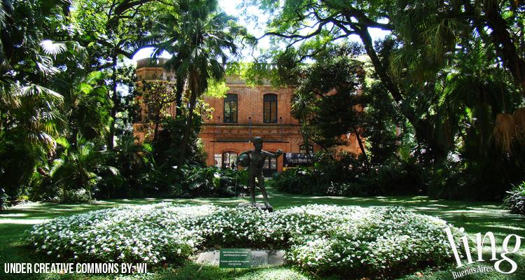 Paseo en el Jardín Botánico de Buenos Aires