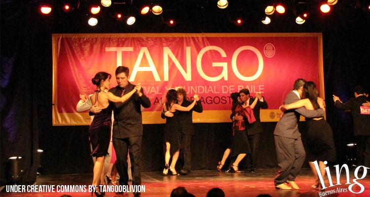 Festival y Mundial Tango Buenos Aires