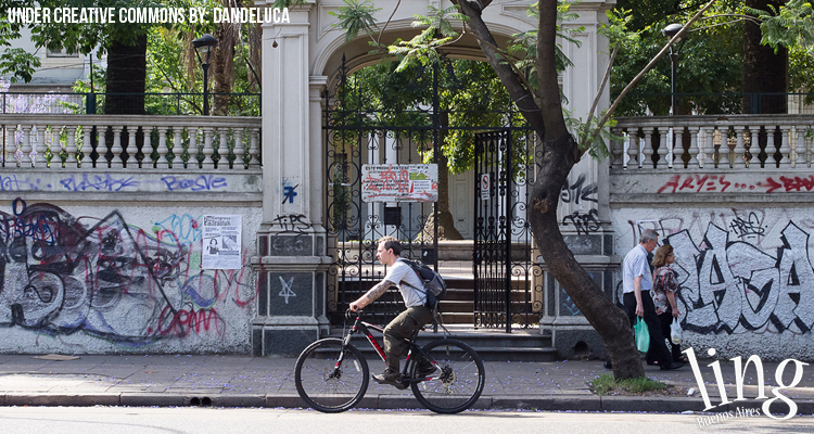 Ciclismo en Buenos Aires