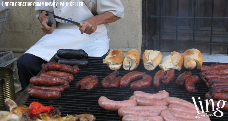 Comer barato en las parrillas al paso en Buenos Aires