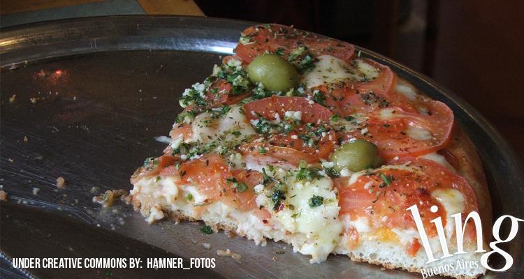 Pizzería en Buenos Aires