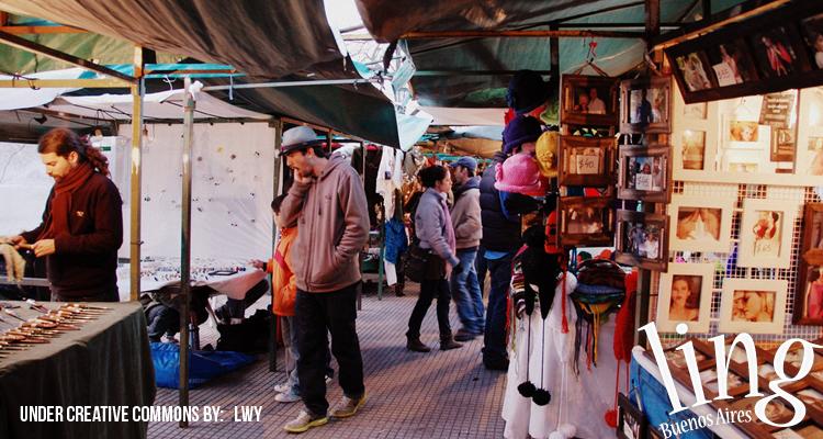 De compras en Buenos Aires